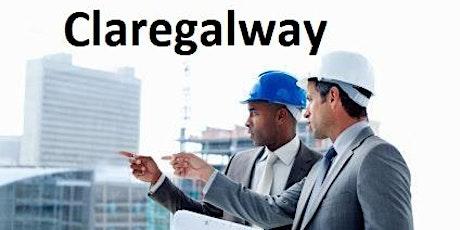 SOLAS Safe Pass Course Claregalway Thursday 12th November tickets