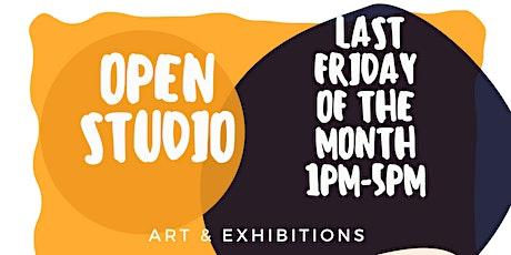 Northern Atelier Autumn Open Studio and Exhibition tickets