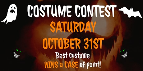 Dynamic Paintball and Airsoft Halloween Costume Contest tickets