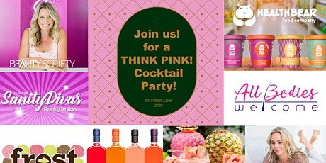 THINK PINK! Pink Pineapple  Virtual Mocktail Party! tickets