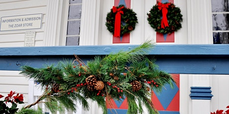 Christmas Tours of Historic Zoar Village tickets