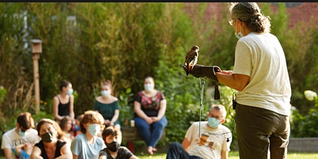 Birds of Prey presentation by Flat Rock Brook Nature Center at Canco Park tickets