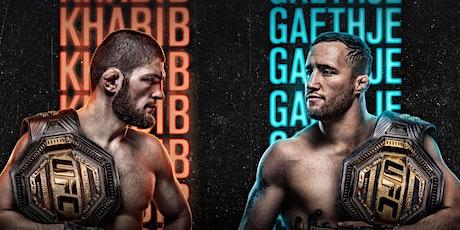 UFC Fight Khabib V. Gaethje - 115 Bourbon Street - Saturday, October 24 tickets