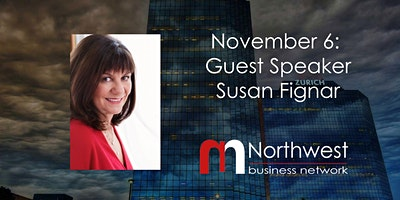 VIRTUAL Northwest Meeting November 6: Guest Speaker Susan Fignar