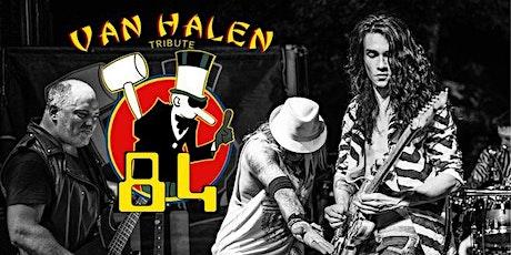 Remembering Eddie Van Halen w/ 84 (The Nations Best Van Halen tribute) tickets