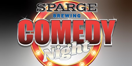 Comedy Night at Sparge tickets