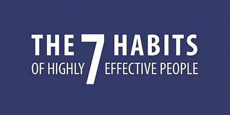 7 Habits of Highly Effective People (Virtual Class) tickets