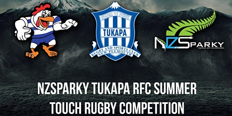 NZSparky Tukapa Touch Rugby 2020