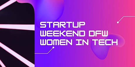 Startup Weekend DFW tickets