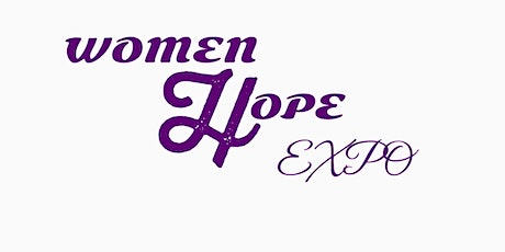 3rd Annual WomenHOPE Expo tickets
