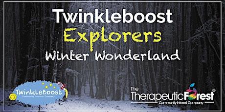 Twinkleboost Explorers Winter Wonderland: North Manchester Baby Class tickets