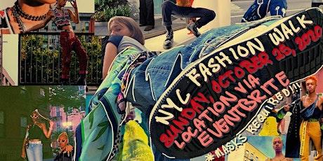 New York City Fashion Walk tickets