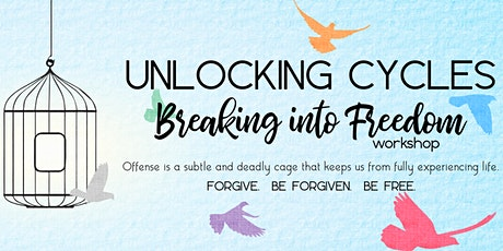 Unlocking Cycles, Breaking into Freedom - ZOOM tickets