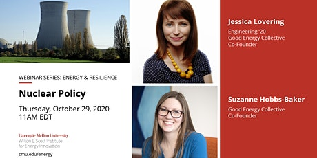Good Energy Collective: Rethinking Nuclear Policy from the Ground Up tickets