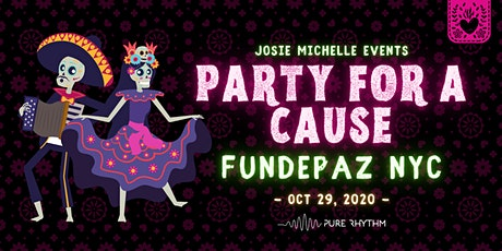 JME Party For A Cause - Fundepaz NYC tickets