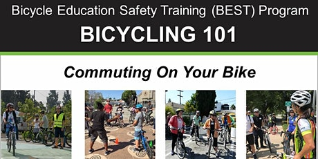 Bicycling 101: Commuting On Your Bike - Online Video Class tickets
