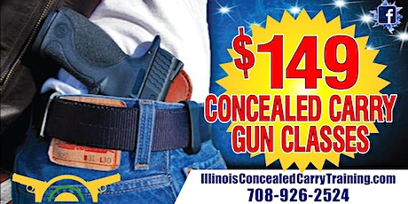 Monday thru Thursday-16 Hour Concealed Carry Class 5:00 P.M. to 9:00 P.M. tickets