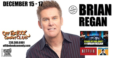 Comedian Brian Regan  Live in Naples, Florida tickets