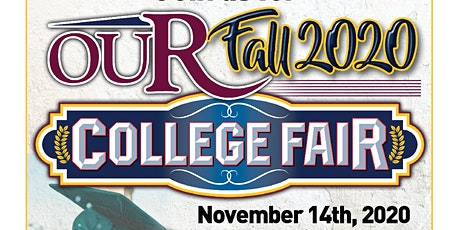 Its OuR Fall 2020 College Fair tickets