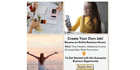 Online Business Opportunity tickets