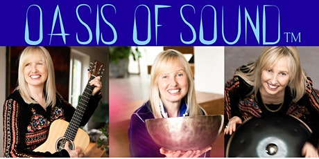 Oasis Sound Bath & Mantra Magic with Anne Malone tickets