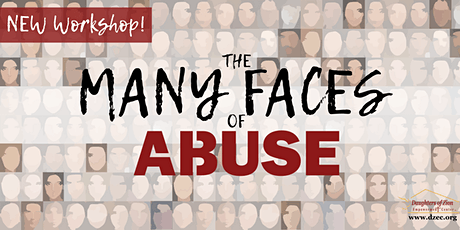The Many Faces of Abuse tickets