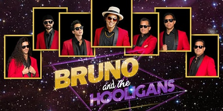 Bruno Mars Tribute by Bruno and the Hooligans - Drive In Concert Oxnard tickets