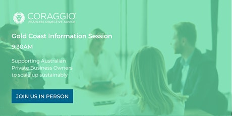 Gold Coast Information Session tickets