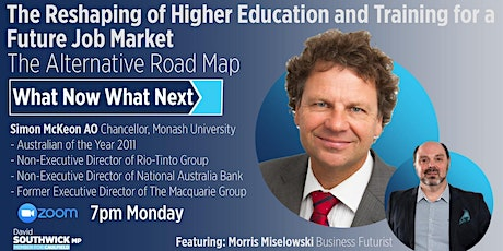 The Alternative Roadmap to Recovery - WNWN tickets