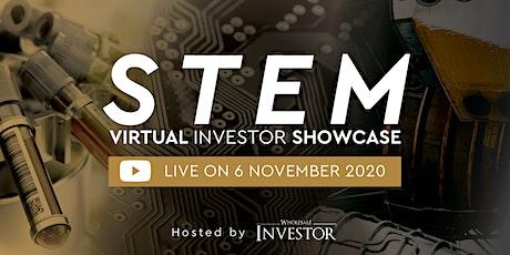 STEM Virtual Investor Showcase tickets