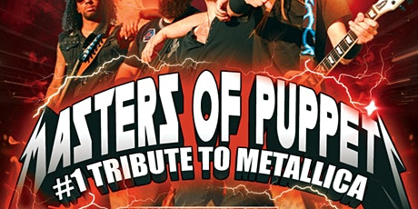 Metallica Tribute by Masters of Puppets - Drive In Concert Montclair tickets