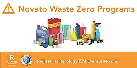 Online Learning Series - Household Hazardous Waste tickets