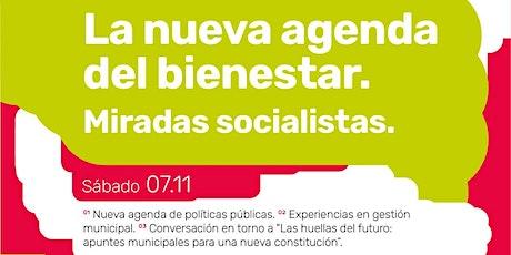SImposio: La nueva agenda del bienestar. Miradas socialistas boletos