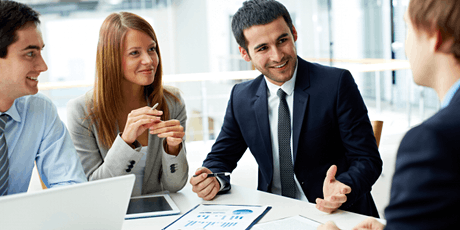 How To Engage and Position During Government Prospect Meetings tickets