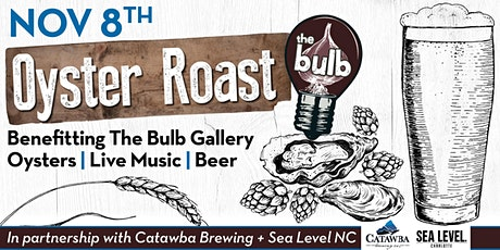 OYSTER ROAST BENEFITTING THE BULB tickets