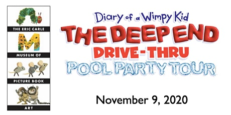 Diary of a Wimpy Kid: The Deep End Drive-Thru Pool Party/Book Launch! tickets