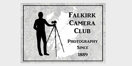Falkirk Camera Club - Virtual Meeting Visitor Access tickets
