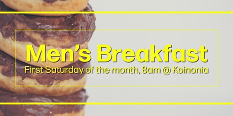Men's Breakfast tickets