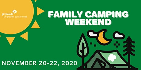 Family Camping Weekend tickets