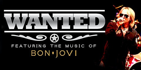 Bon Jovi Tribute by Wanted - Drive In Concert Montclair tickets