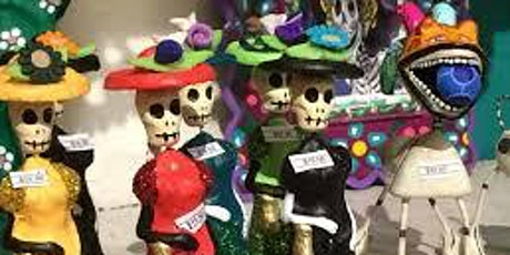 Day of the dead figures (Calaca) tickets