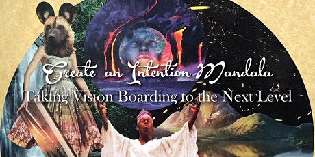Create a Vision Board: New Moon Intention Mandala! tickets