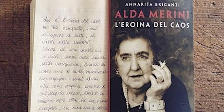 Alda Merini. L'eroina del caos - Incontro con Annarita Briganti biglietti