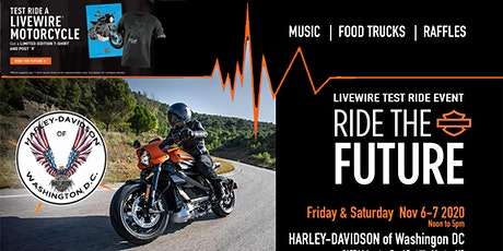 Livewire Test Ride Event tickets