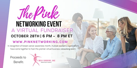 Virtual: The Pink Networking Event tickets