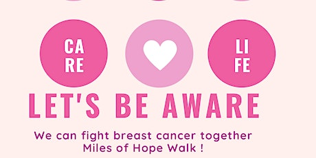 Miles of Hope Walk tickets