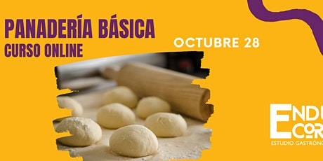 Panadería I - Curso Online boletos