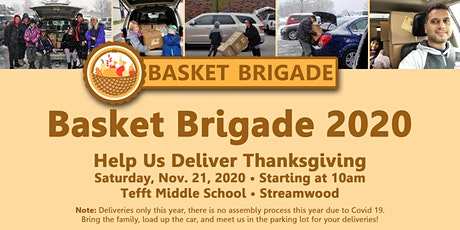 Basket Brigade 2020 tickets