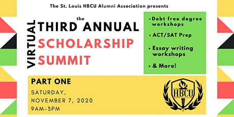 3rd Annual Scholarship Summit - Part 1 tickets