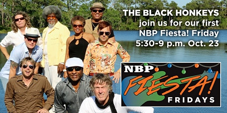 NBP Fiesta Fridays tickets